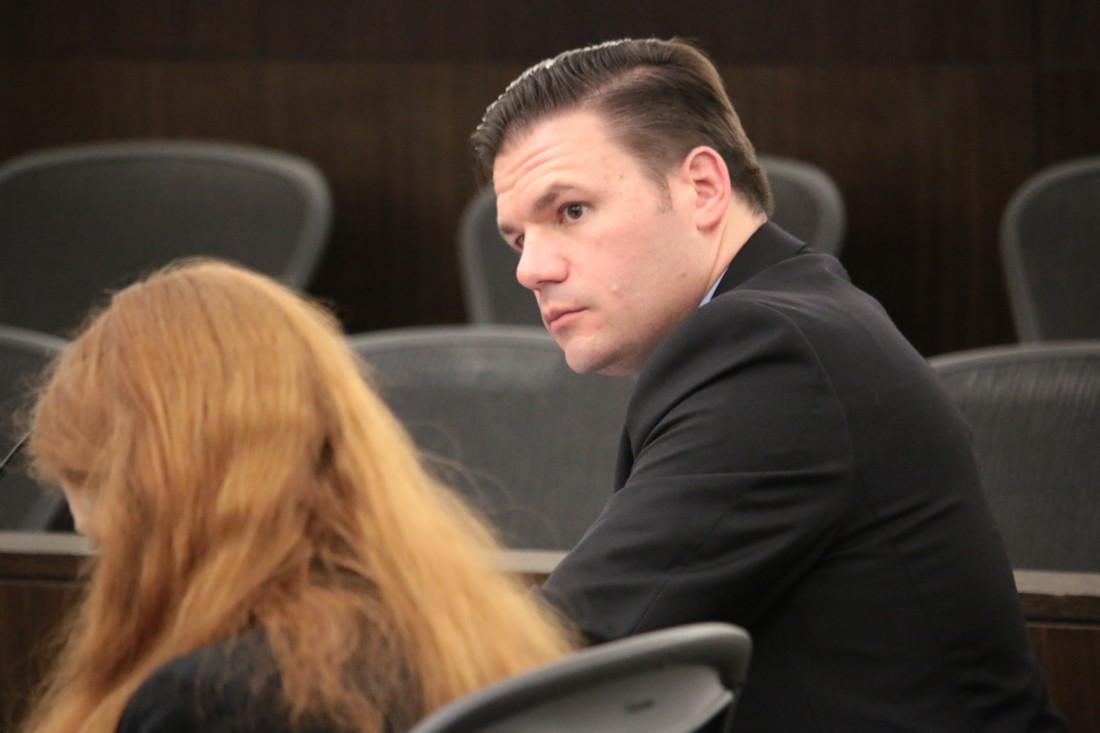 Deputy DA Joel Buckingham said he does not need Choi's testimony to convict Ji. Photo by John Chadwell.