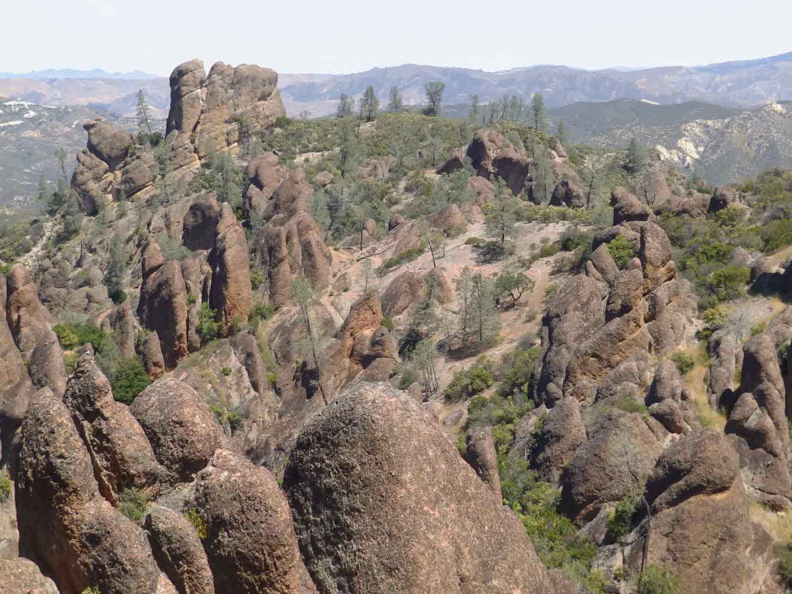 Pinnacles National Park. File photo.