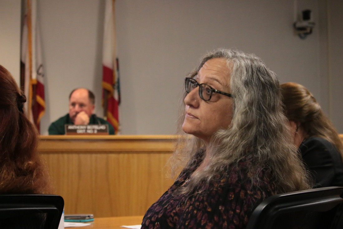 Hollister Councilwoman Carol Lenoir asked Dr. Michael Bogey if Hazel Hawkins was reaching out to retired health care professionals as additional resources.