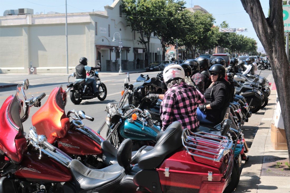 The Hollister City Council is expected to discuss the future of the 2020 motorcycle rally in early May. File photo by John Chadwell.