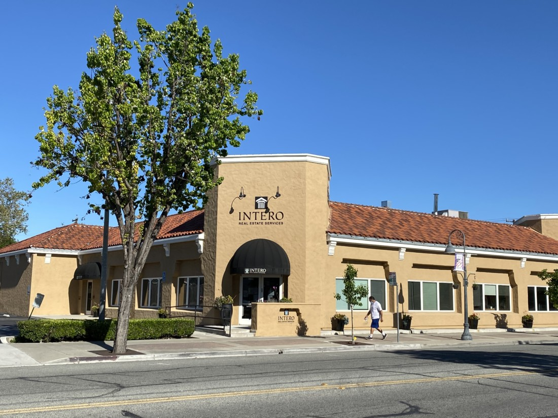 Intero Real Estate in Hollister. Photo by Leslie David.