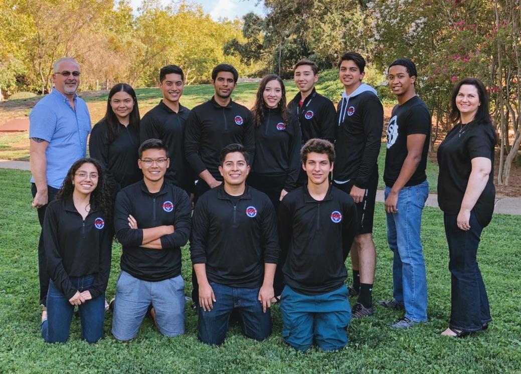 2019-2020 ASGC team