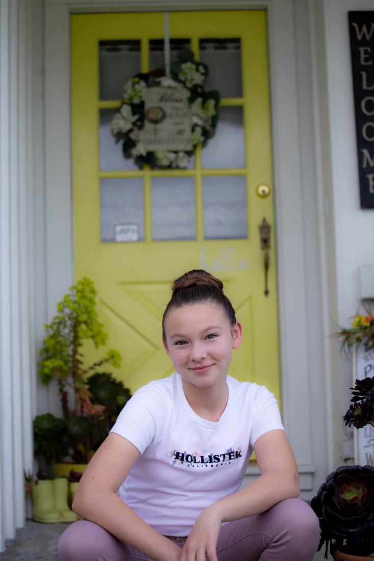 When asked what home meant to her, Silva's niece Olivia Picha said,