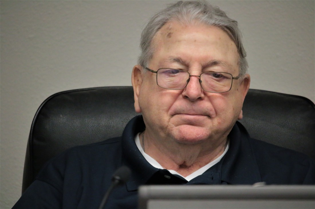 The late Councilman Richman had hoped to be at the April 6 meeting to vote on two resolutions.