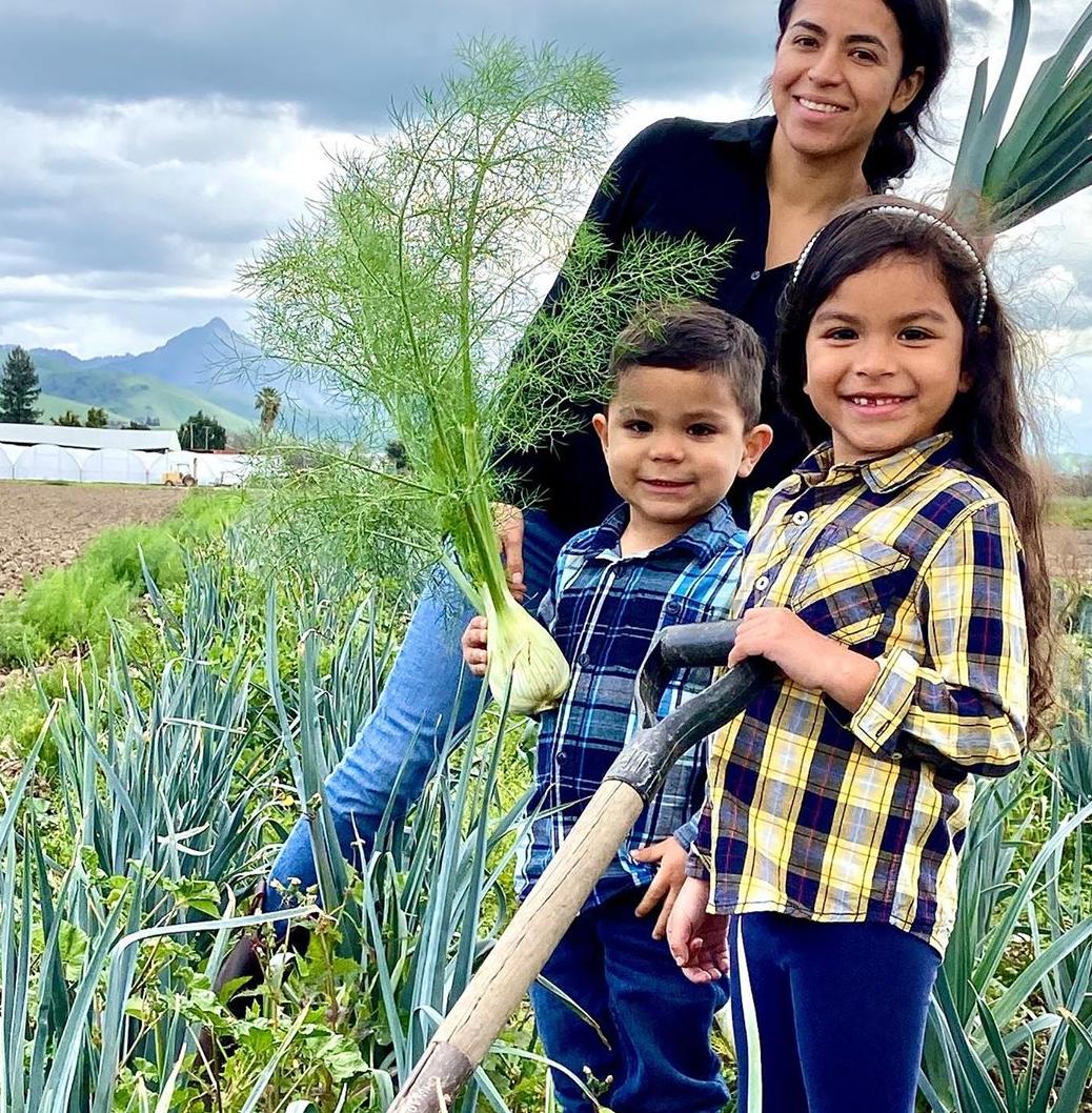 Ruby Granados said on gardening,