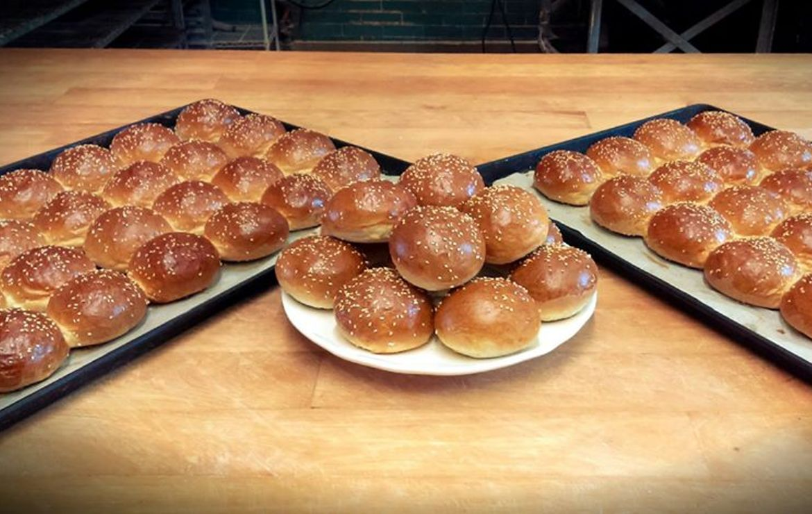 Sliders. Photo courtesy of San Juan Bakery.