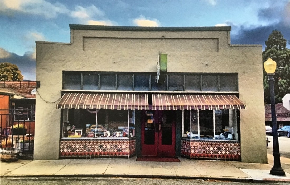 The exterior of the bakery on Third Street in San Juan Bautista. Photo courtesy of San Juan Bakery.