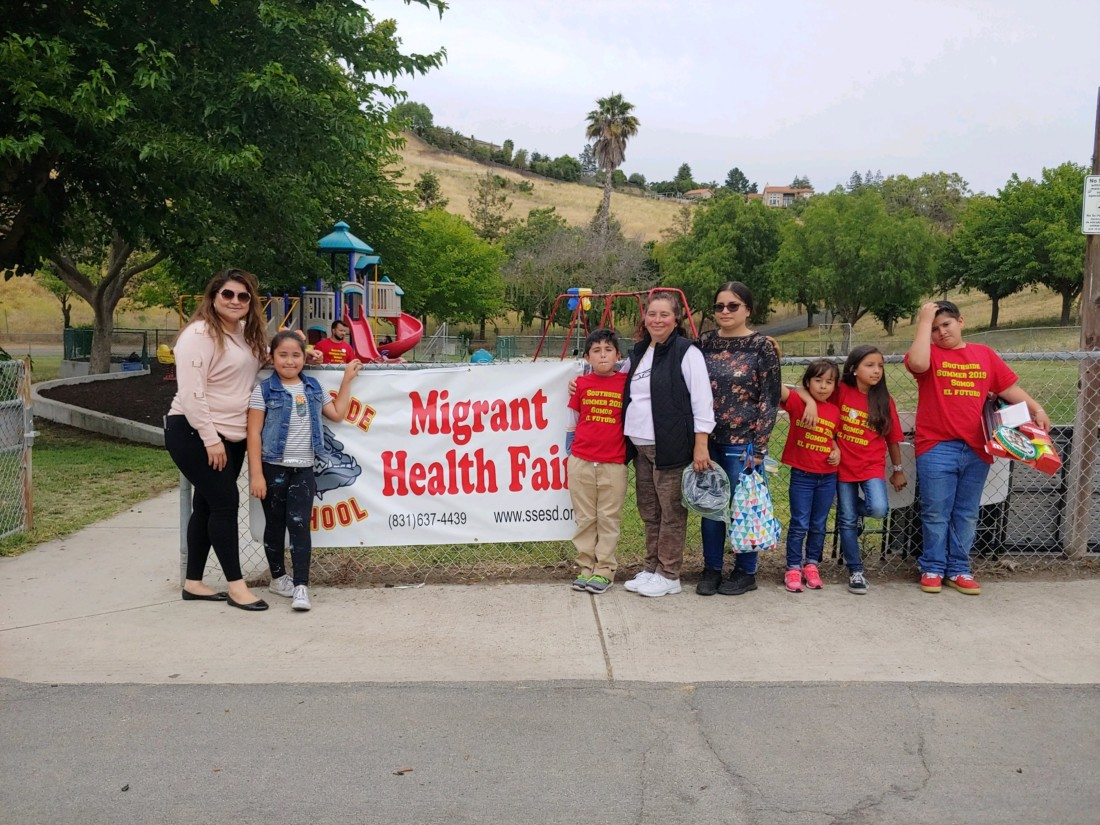 2019 Southside Migrant Health Fair. Photo provided.