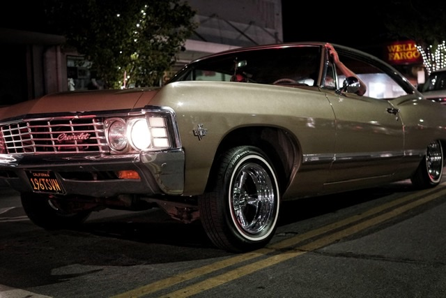 James Perez Jr.'s 1967 Chevy Impala has been rebuilt as a project between father and son. Photo provided by James Perez.