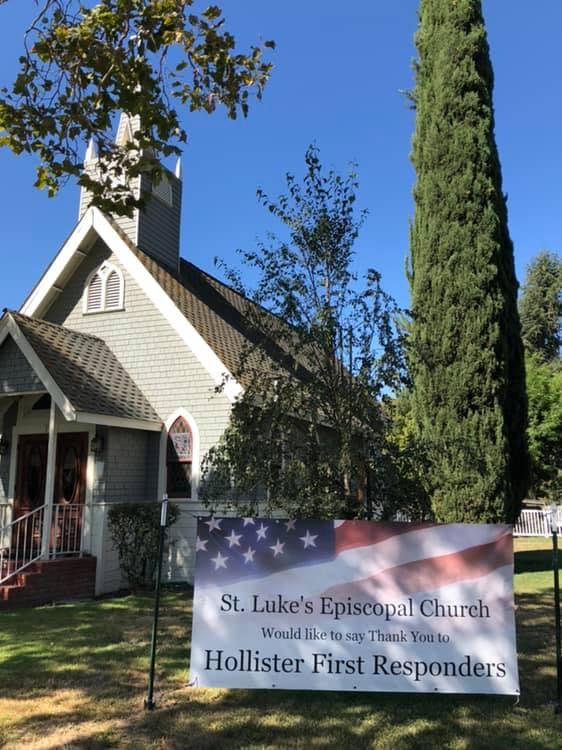 St. Luke's Episcopal Church. Photo provided.