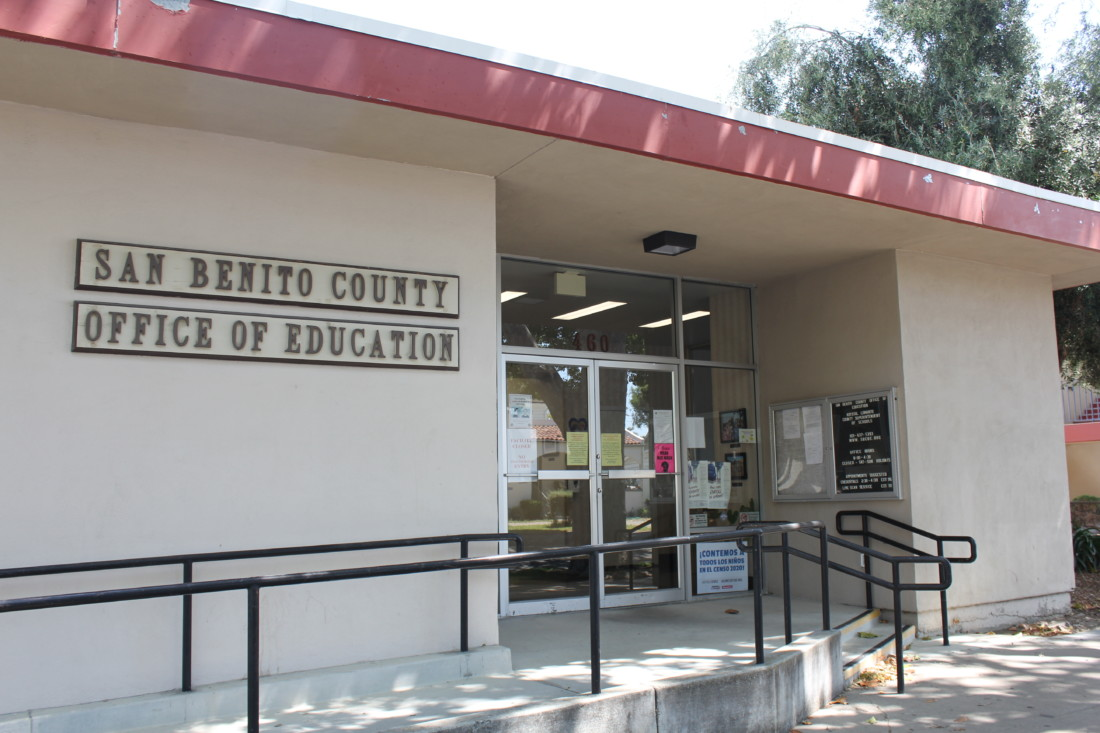 San Benito County Office of Education. Photo by Carmel de Bertaut.