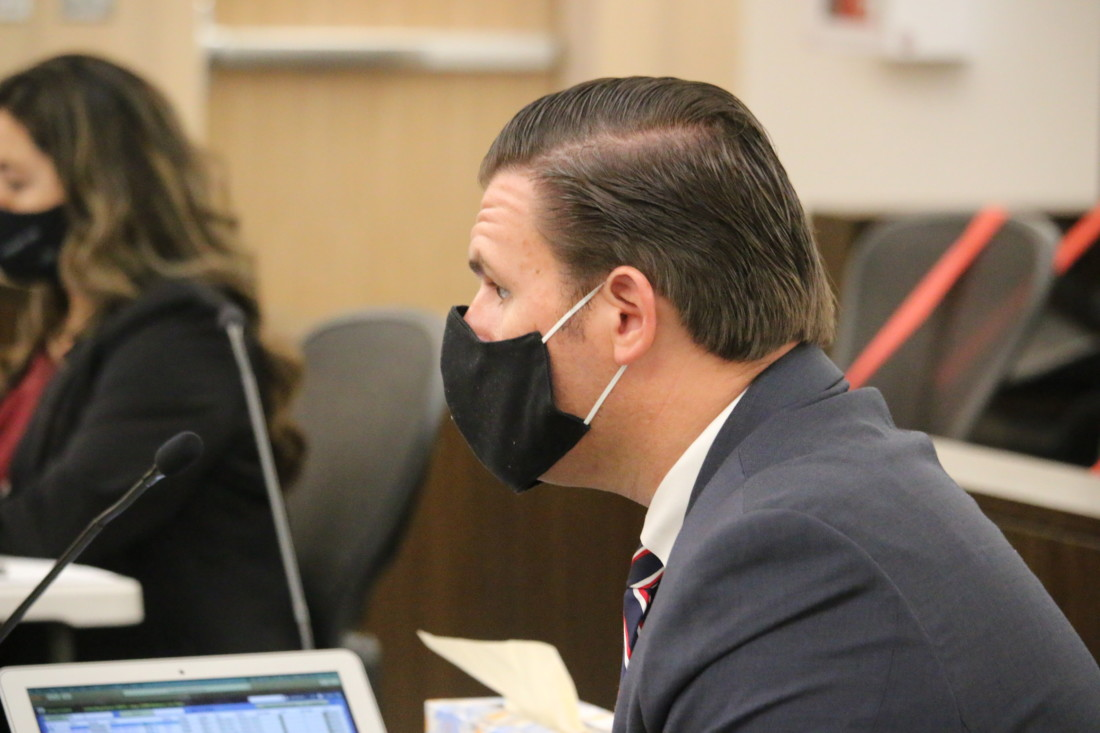 Deputy District Attorney Joel Buckingham said Choi would remain at the San Benito Count Jail for the time being