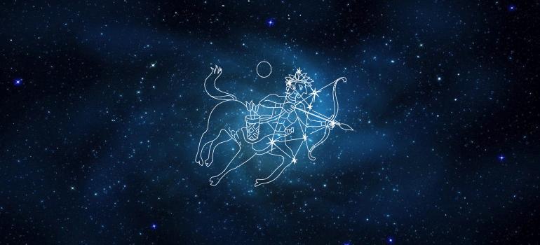 Sagittarius. Image provided by David Baumgartner.