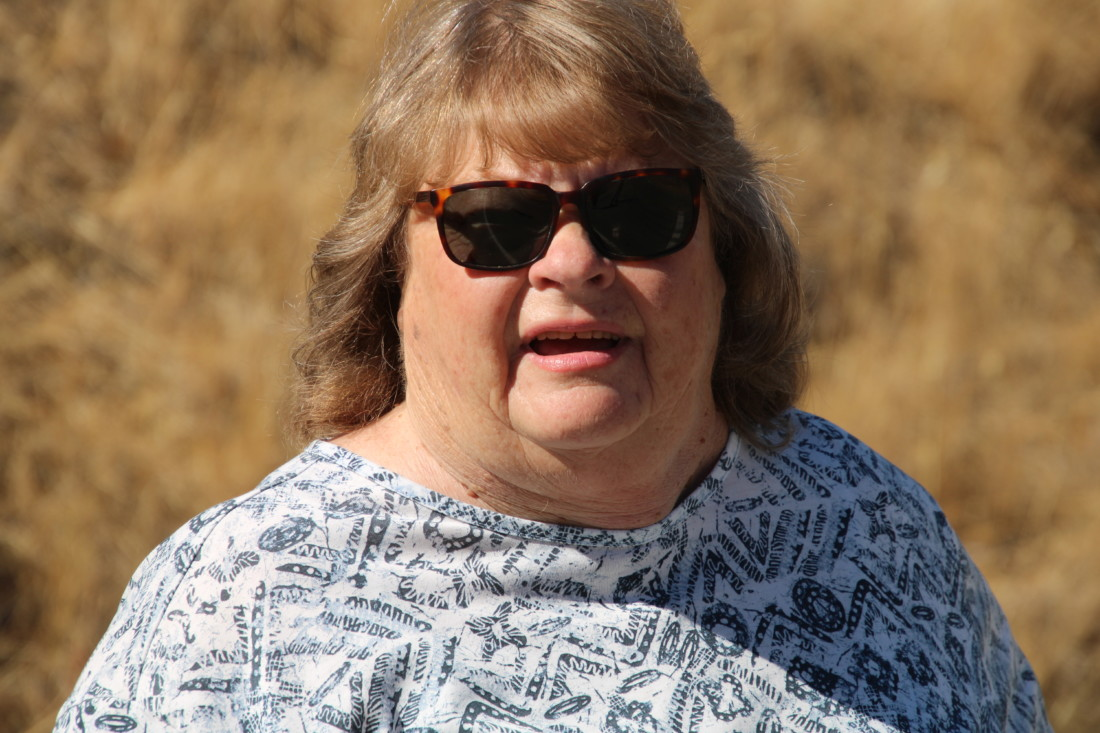 JoAnne Falsey, whose family has ranched in the area since 1963, said she's aware of only one accident on the curve.
