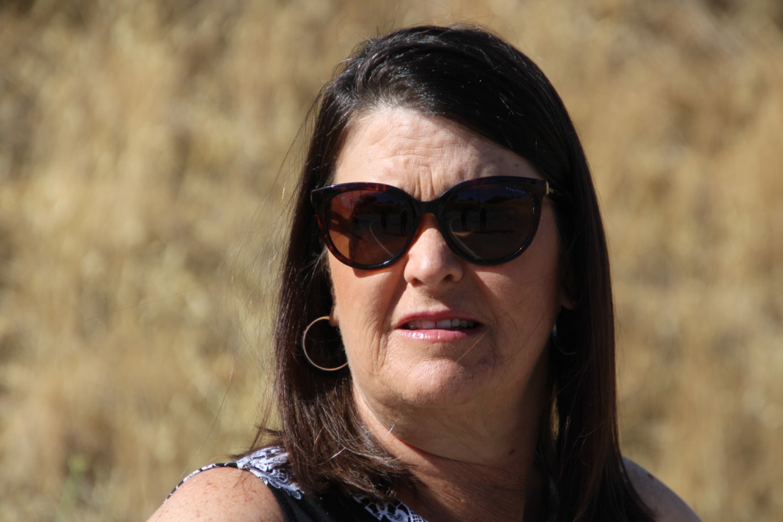 Shelly Kreiger said Caltrans should conduct a study on a weekend to get a true picture of the number of vehicles speeding in the area.