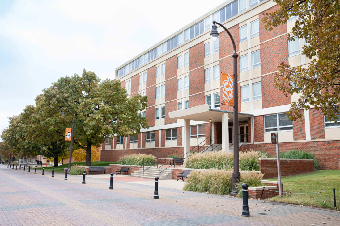 OSU's Agricultural Hall, the home of the Ferguson College of Agriculture. Photo courtesy of Ferguson College of Agriculture.
