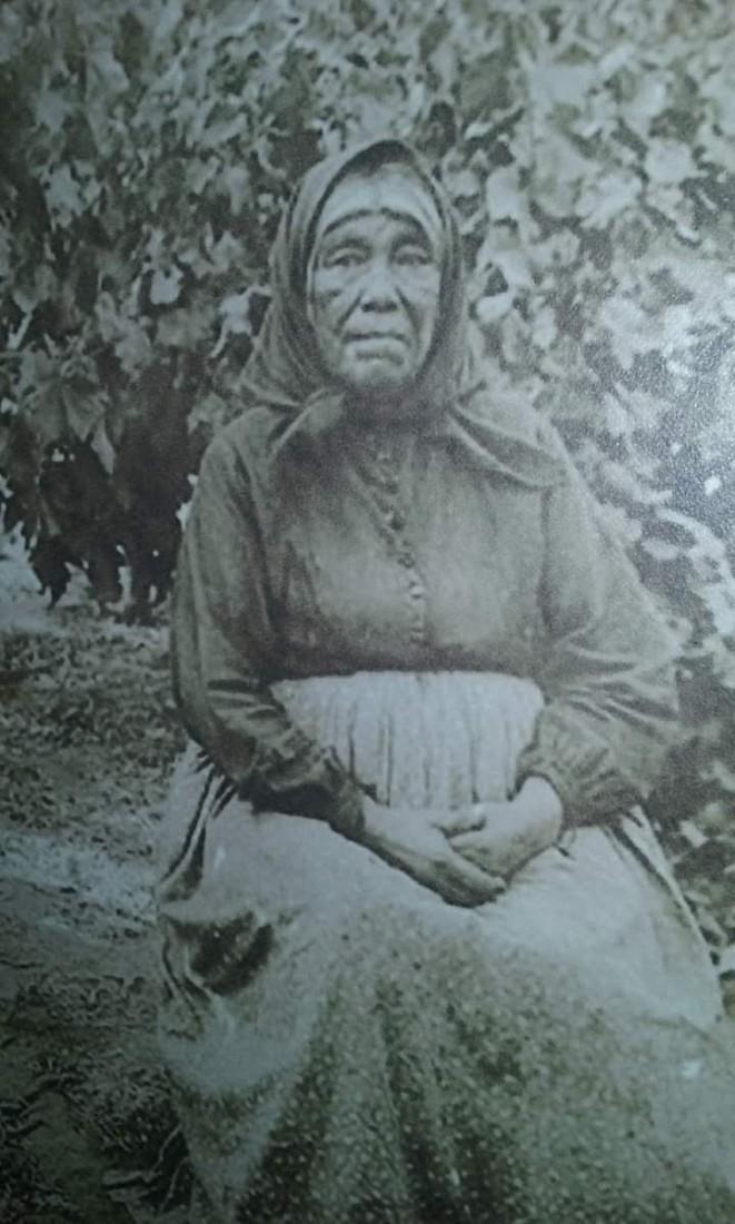 Bárbara Solórsano. Photo courtesy of Richard Lopez.