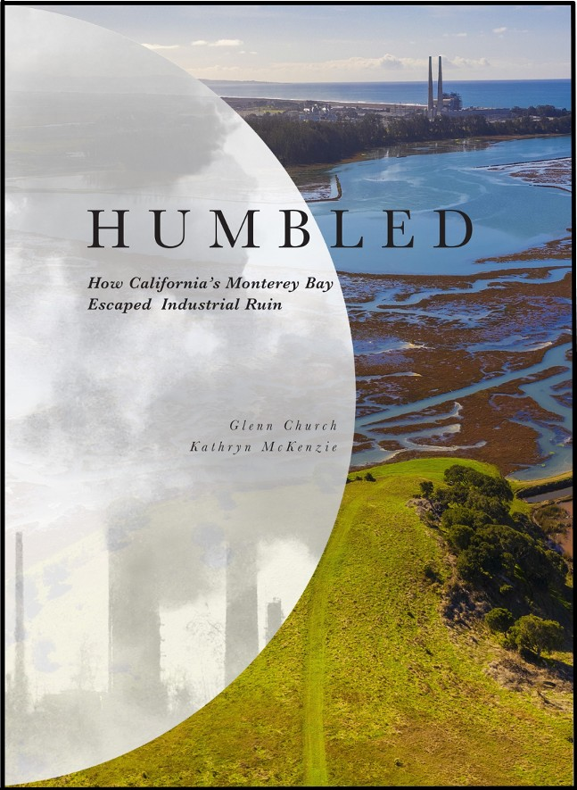 """""""Humbled"""" book cover. Photo courtesy of the authors"""
