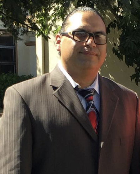 Alberto Arevalo. Photo courtesy of Albert Arevalo.
