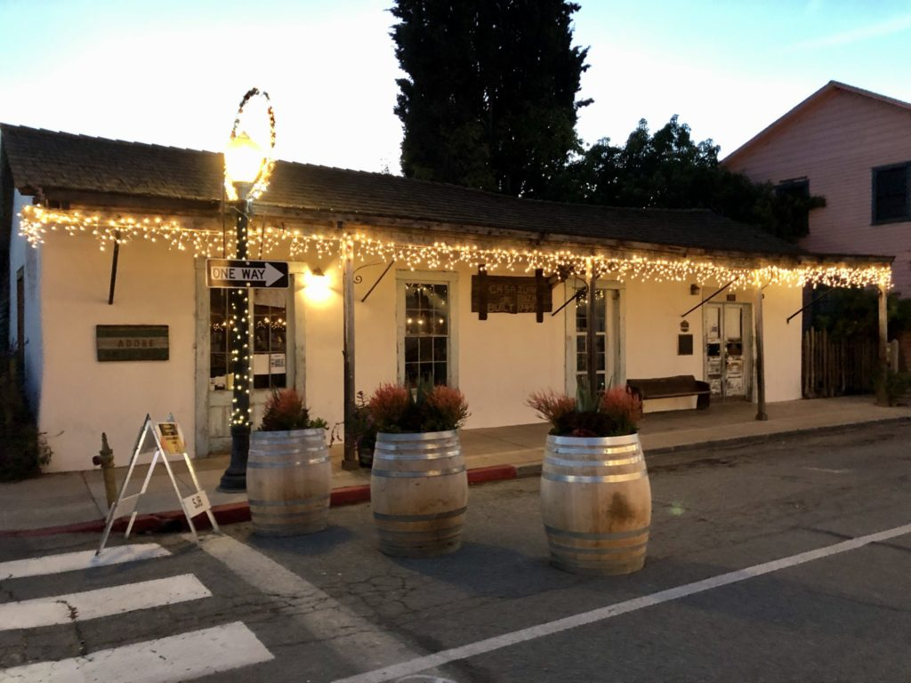 Third Street in San Juan Bautista. Photo provided by Jill Paragan.