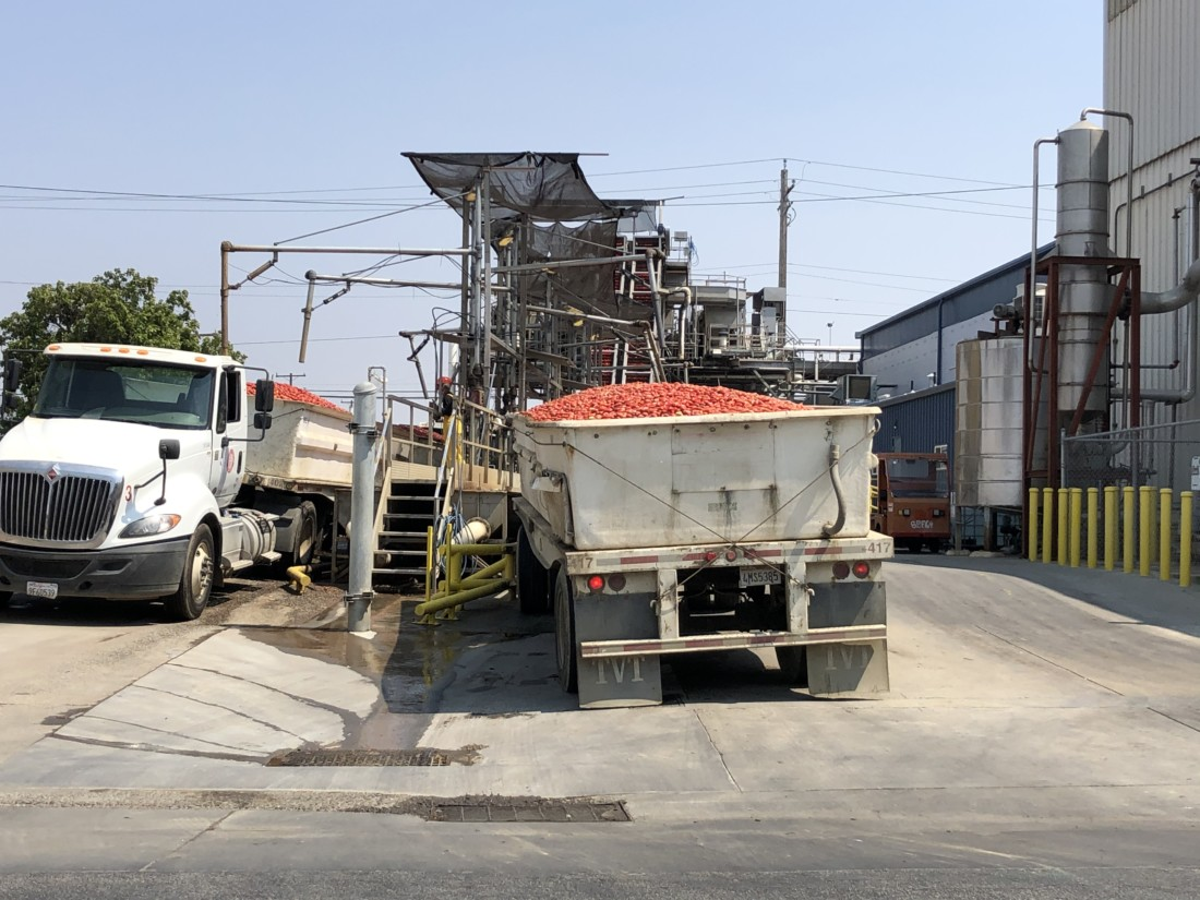 San Benito Foods will be responsible for securing its own wastewater permit. Photo by John Chadwell.