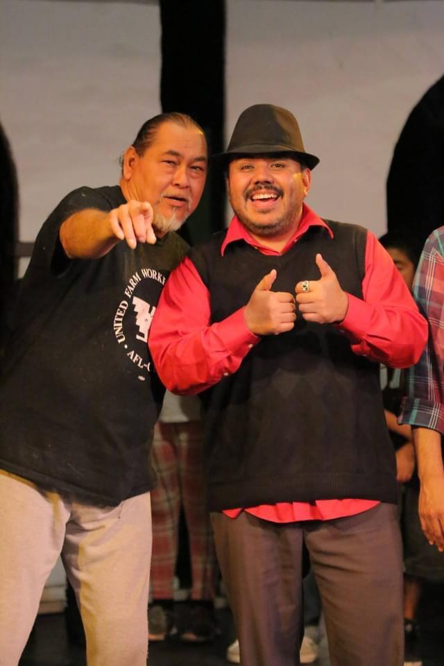 Noe Montoya and Mauricio Samano. Photo by Robert Eliason