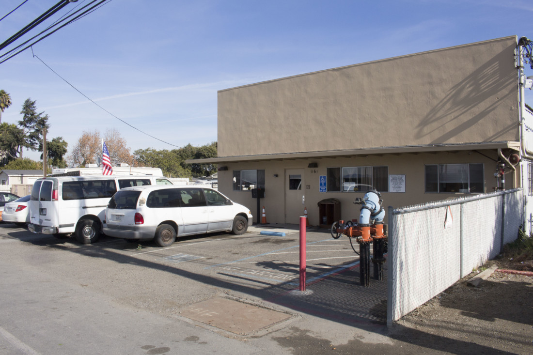 HOME Resource Center in Hollister. Photo by Noe Magaña.