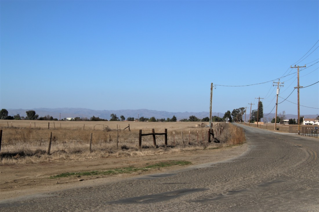 The San Benito High School District owns 70 acres along Best Road that could either be the site for a new high school or used as an asset to obtain another site in the county. Photo by John Chadwell.