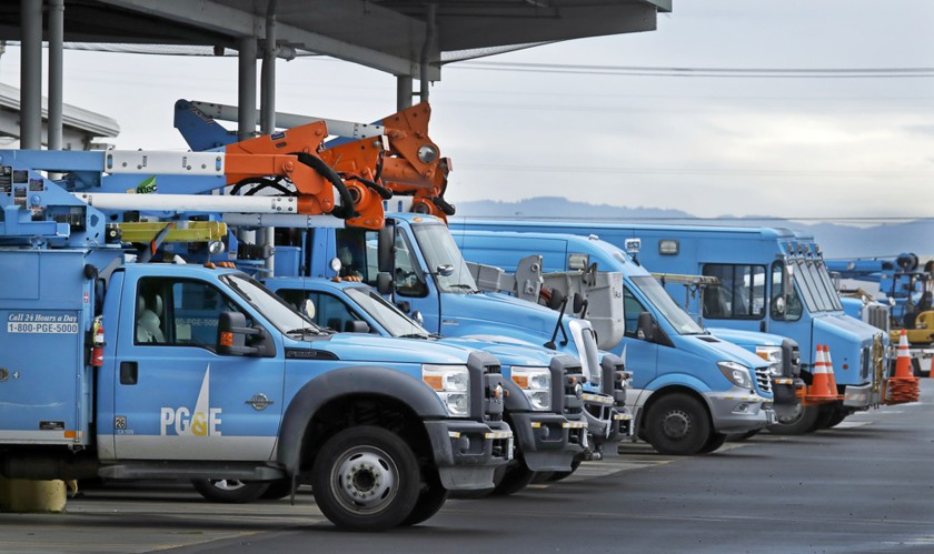 Photo courtesy of PG&E.