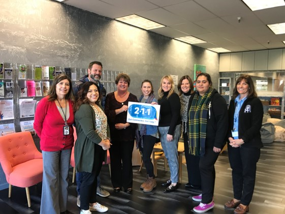 United Way runs the 211 program in San Benito County. It has seen huge demand by residents particularly with housing needs due to COVID-19. Photo courtesy of United Way.
