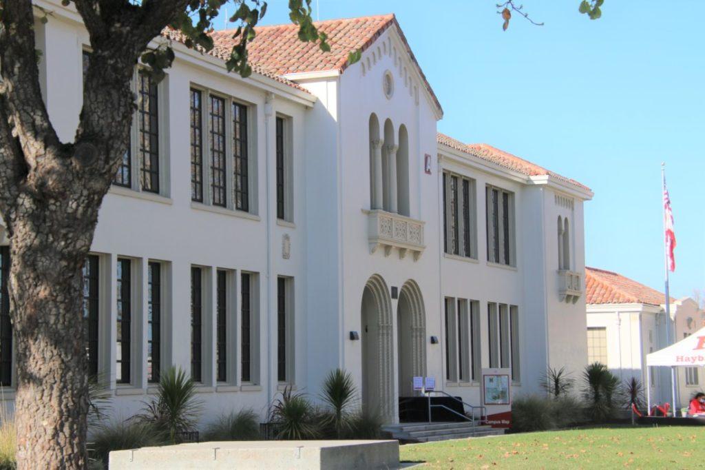 San Benito High School. Photo by John Chadwell.