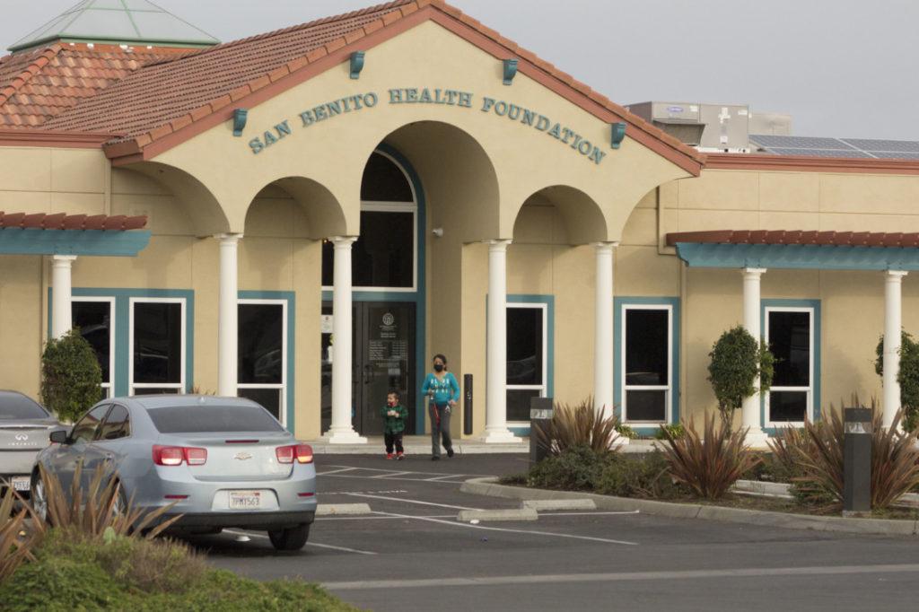 San Benito Health Foundation. Photo By Noe Magaña.