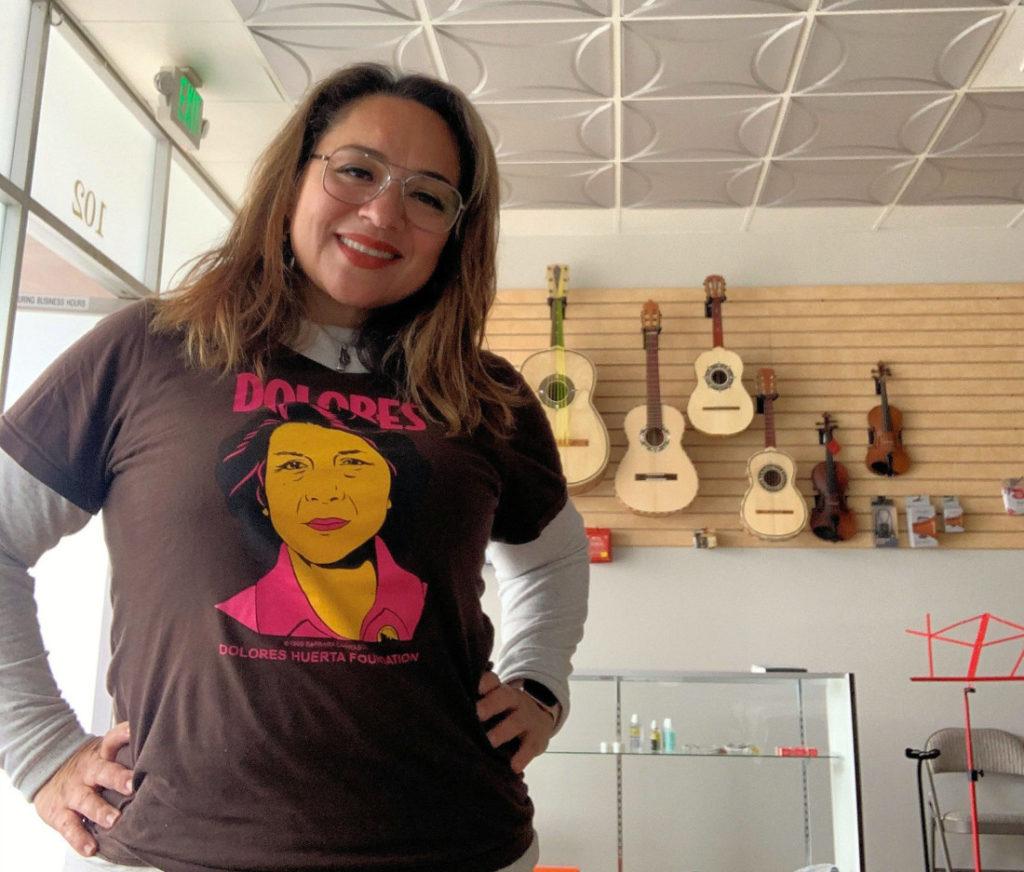 Rosalinda Hernandez Sanchez. Photo courtesy of CANTA.