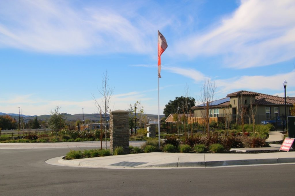Twin Oaks is a gated community in Hollister for seniors 55+ that has taken decades to develop. Photo by John Chadwell.
