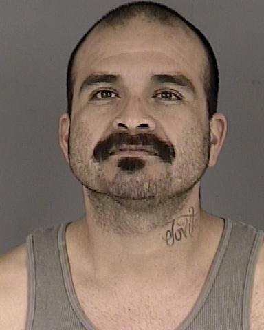 Jorge Martinez. Photo courtesy of SBC Sheriff's Office.