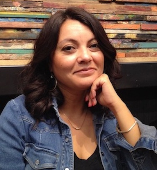 Consuelo Alba, co-founder and executive director of the Watsonville Film Festival. Photo courtesy of Watsonville Film Festival.