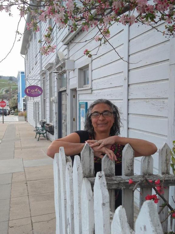 Ramona Ilene Hill, owner of Crēdo Studios. Photo courtesy of Ramona Hill.
