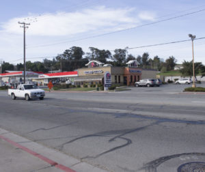 Taco Bell on San Felipe Road. Photo by Noe Magaña.