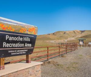 Panoche Hills Recreation Area. Photo courtesy of Bureau of Land Management.