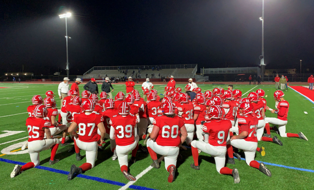 After the King City game. Photo by Robert Eliason