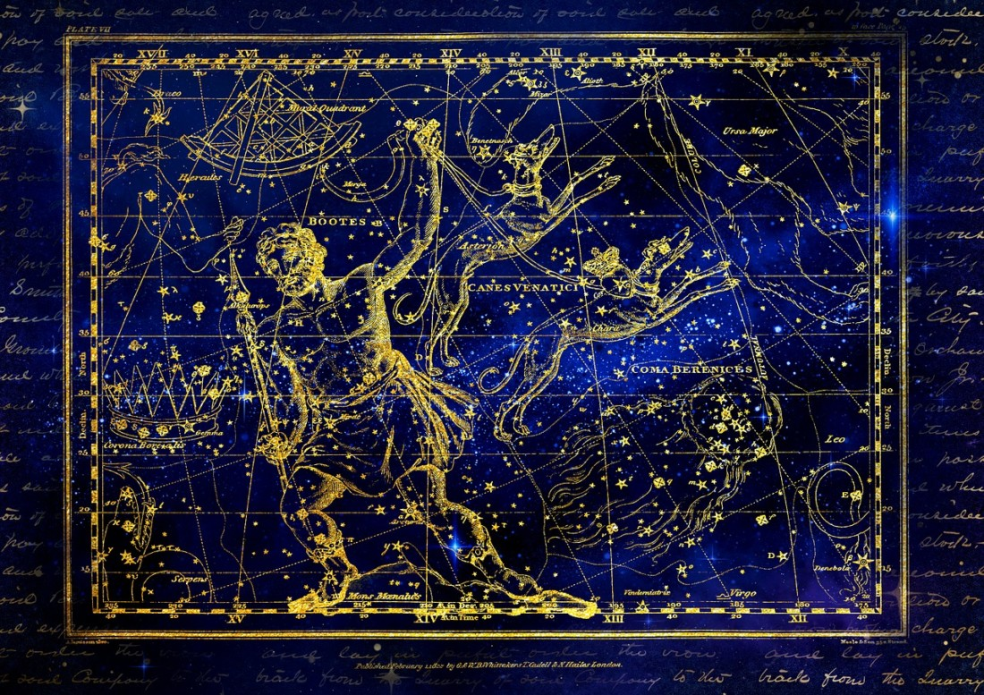 Constellation of the Month: Cowboy up
