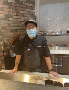 Lance Ramhurst is happy to bring his culinary art talents to San Benito County. Photo courtesy of Lance Ramhurst.