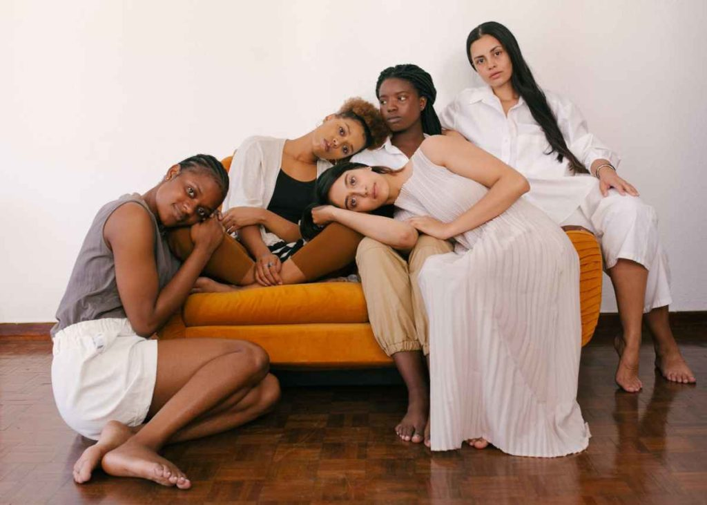 Group of woman. Used by permission of Menstrualidas.