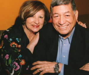 Mary Ann and Ray Barragan. Courtesy of Golden Memorial Insurance.