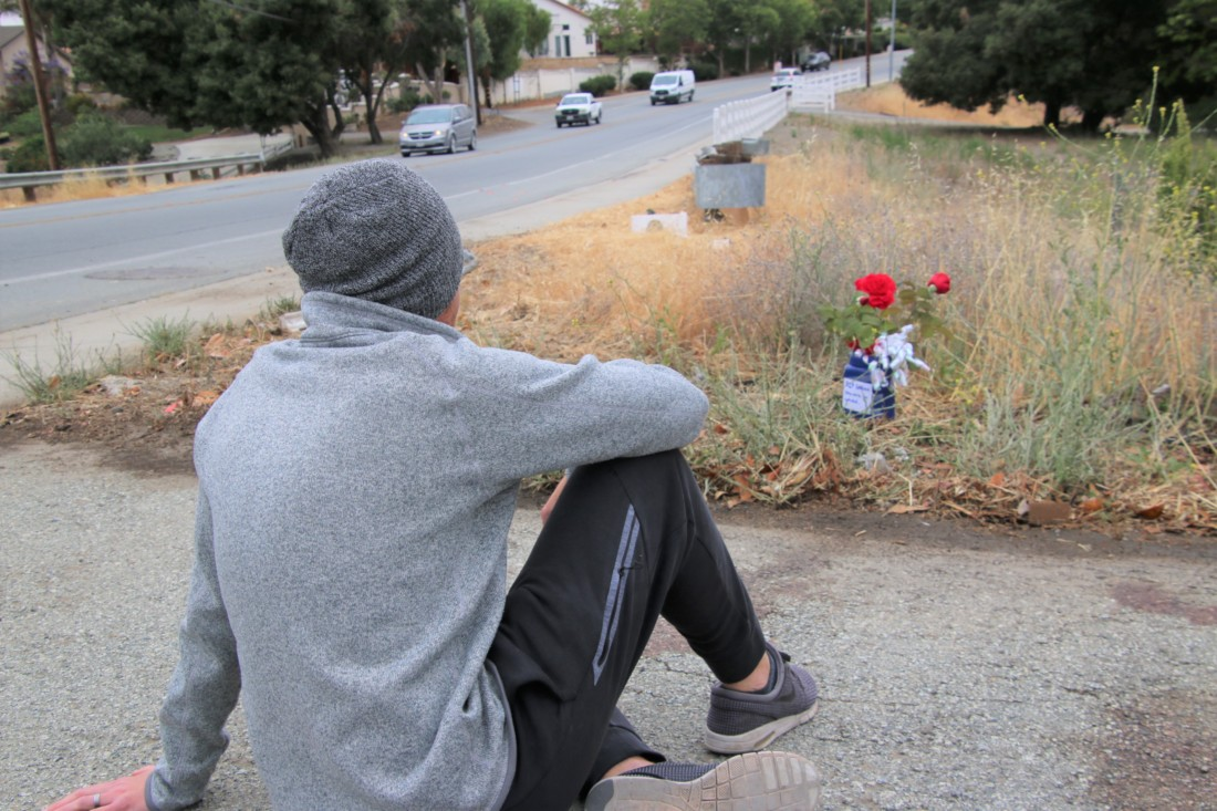Driver in Hollister pedestrian's death booked for murder