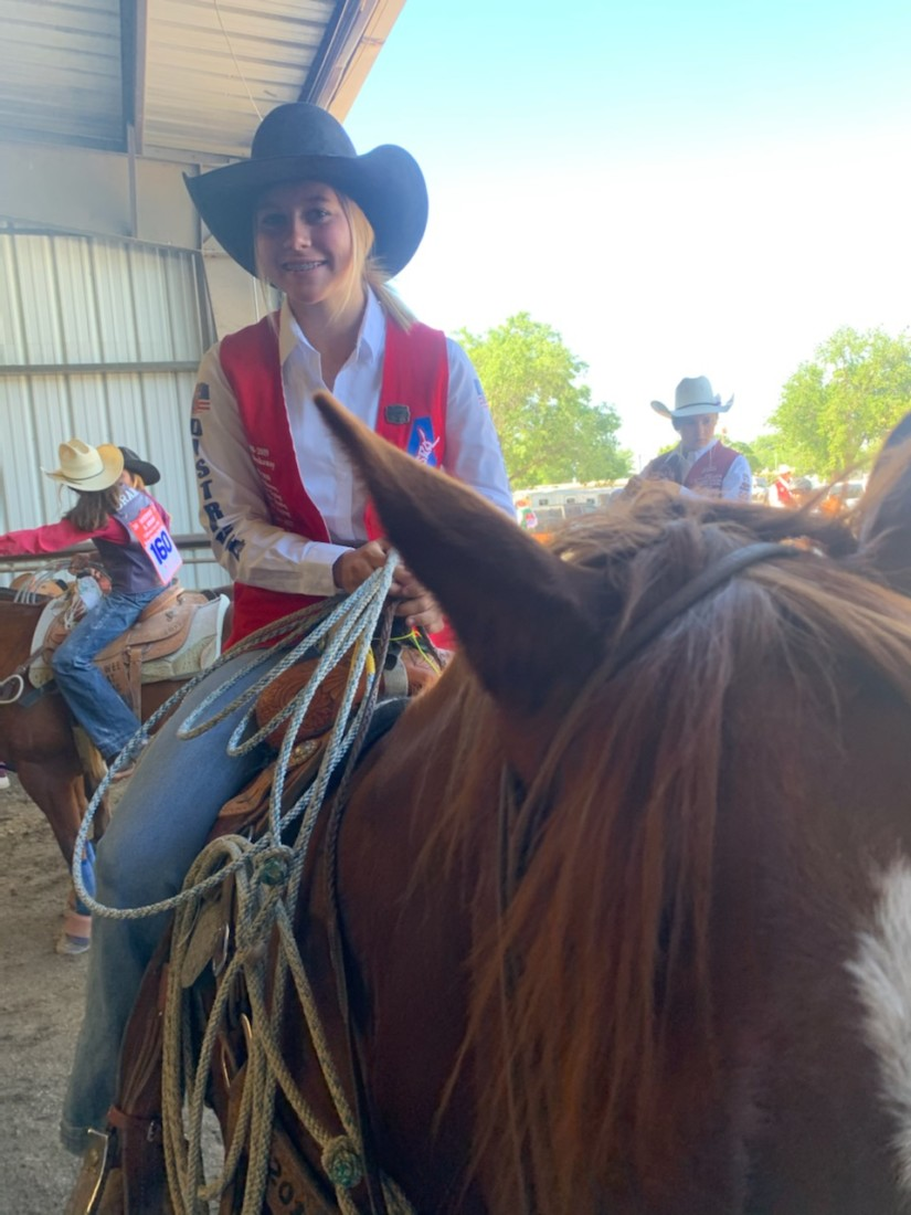 District 4 sends two junior high rodeo kids to nationals