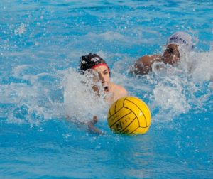 The programs offered from June 2020 to present included high school boys and girl's varsity water polo, swimming, PE, and SPED Pool. Photo courtesy of Ed Wong.