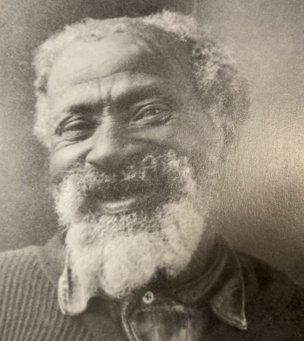 Ishmael Williams. Photo courtesy of the San Benito County Historical Society.
