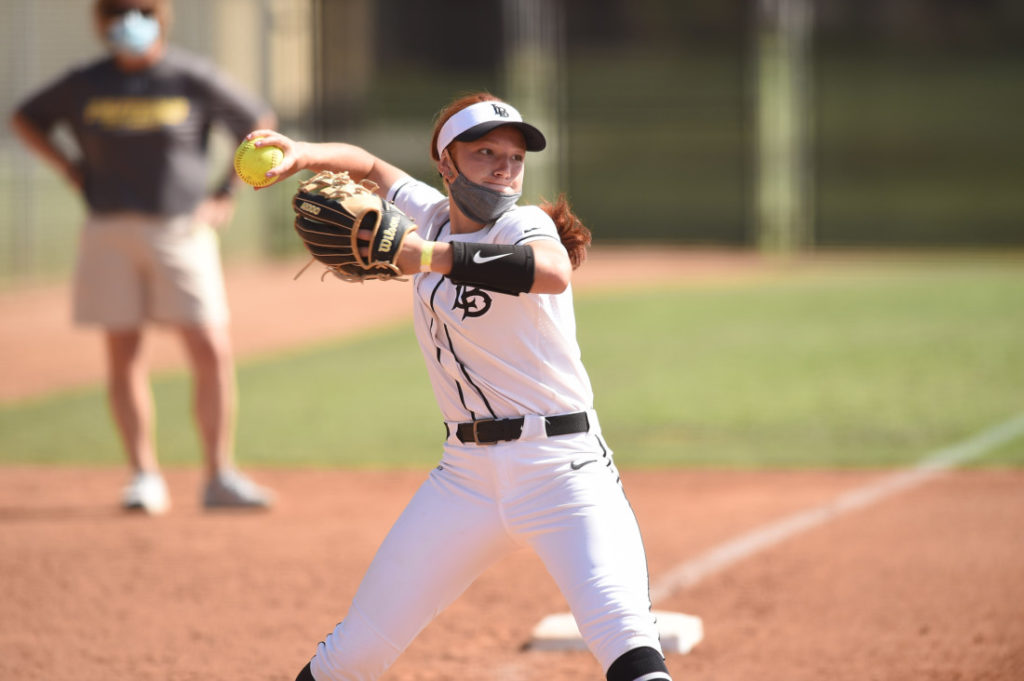 Suzy Brookshire. Photo courtesy of Long Beach State Athletics.