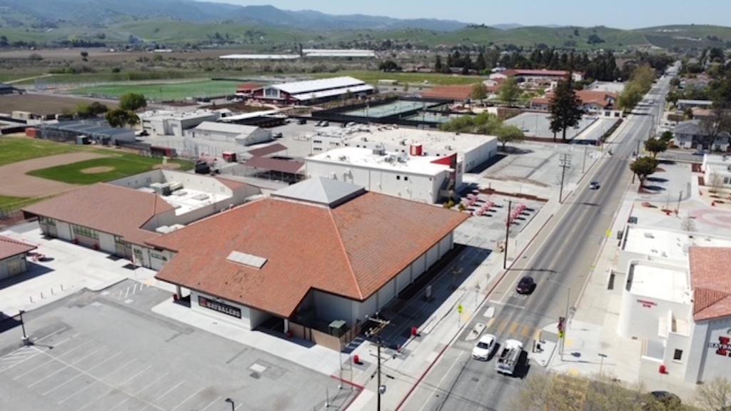 San Benito High School. File photo by Jake Medina.